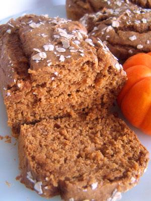Simple Pumpkin Spice Mini-Loaves