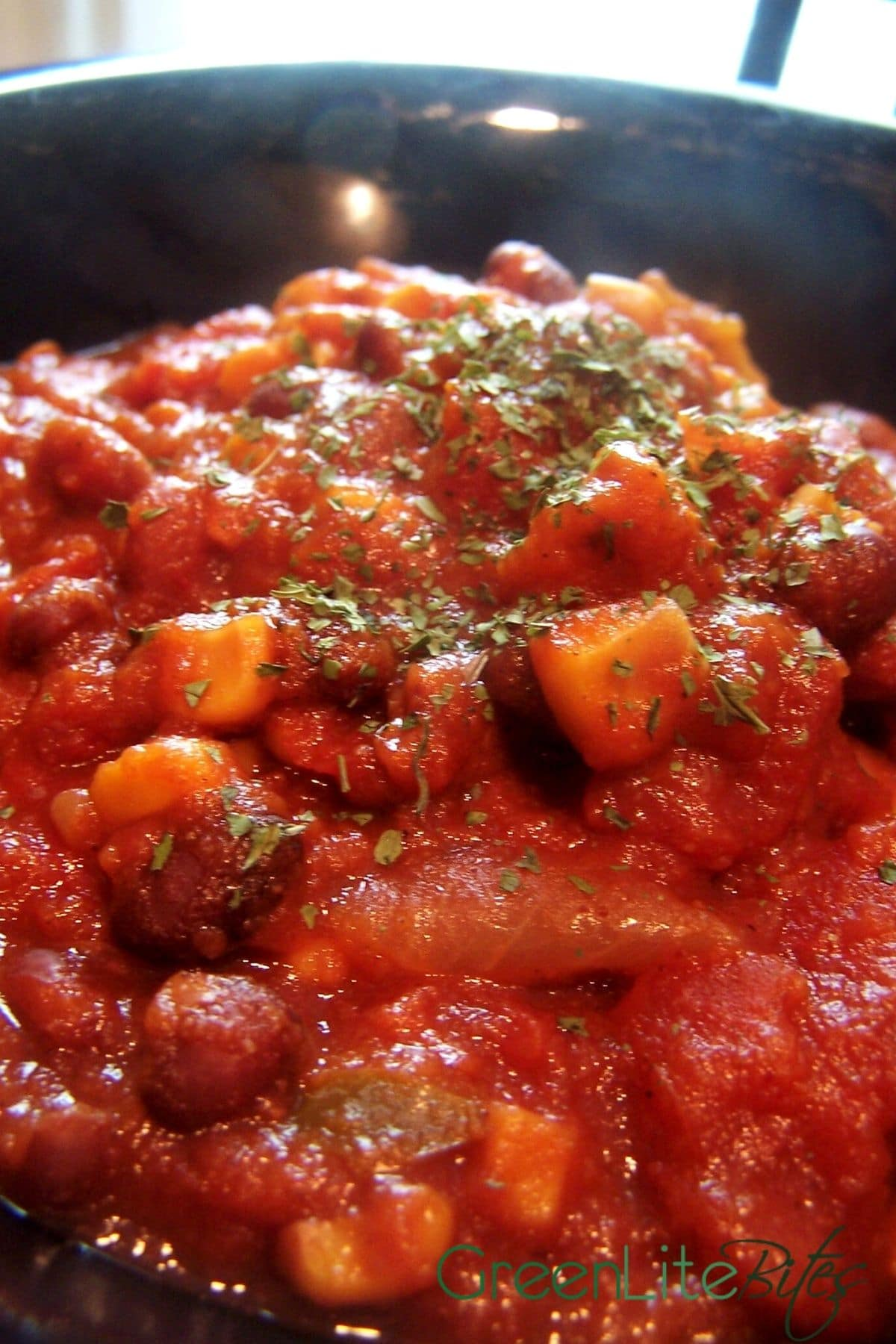 3-bean chili