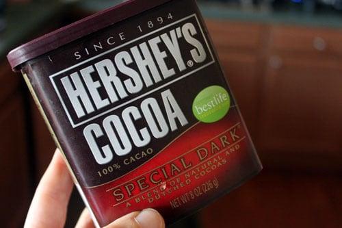 Hersey's cocoa