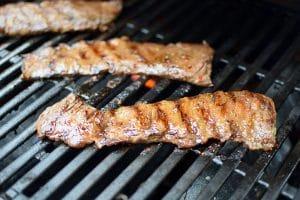 Smoked Citrus Skirt Steak