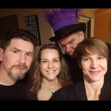 Date Night In - Murder Mystery - Mardi Gras