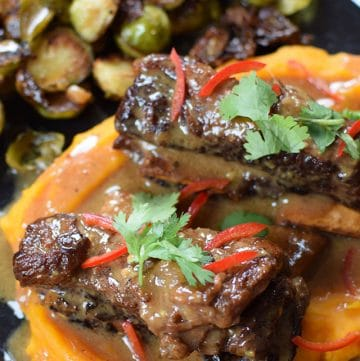 Asian-Inspired Short Ribs - portrait