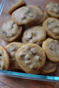 GreenLiteBites Chocolate Chip Cookies