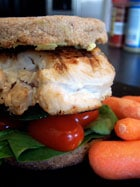 Guac Chicken Sandwich step 3