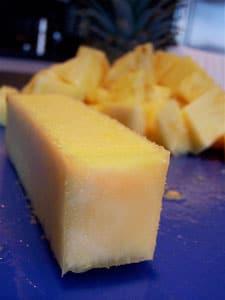 pineapple core