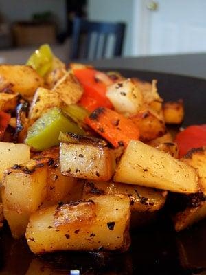 Simple Homemade Home Fries