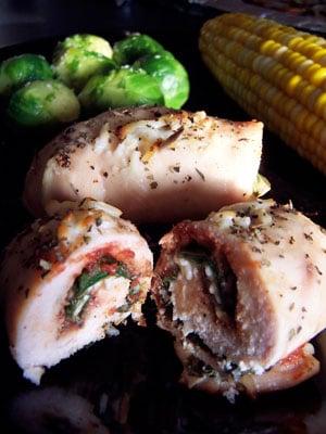 Idea: Chicken Roll Ups