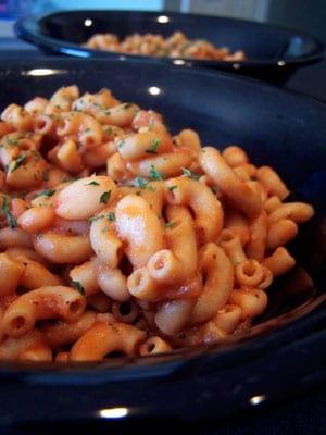 Pasta Fagioli AKA Beans and Macaroni