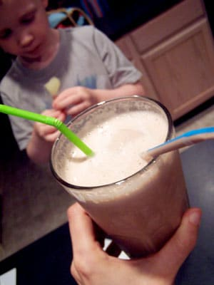 My Favorite Shake (Homemade Almond Milk Take III)