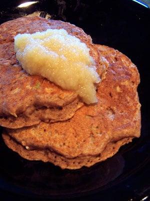 Apple-Cinnamon Pancakes