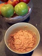 Apple-Cinnamon Pancakes  - prep 3