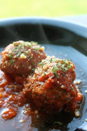 Simply Meatballs
