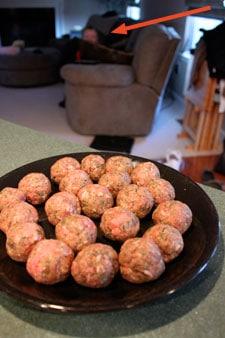 Simply Meatballs - Step 5