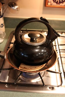 Leftover Turkey Quesadillas Panini Thing - step 3
