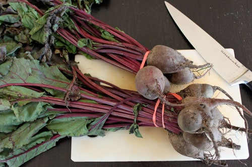 Simply Roasted BeetsSimply Roasted Beets - the beets