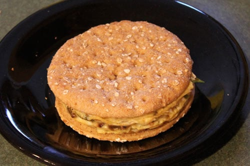 How I Made a Fast Food Style Egg Sandwich - step 9