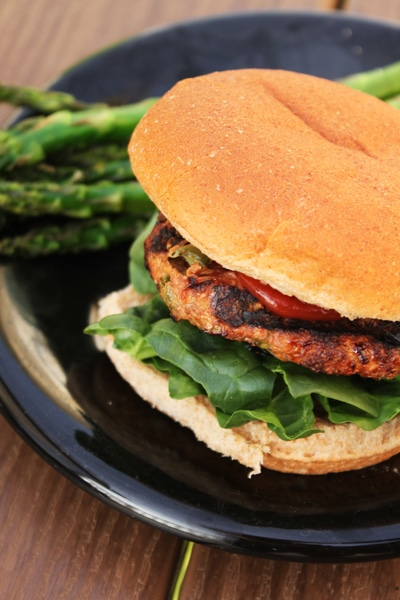 "The ""Oh-These-Are-GOOD"" Turkey Burgers"