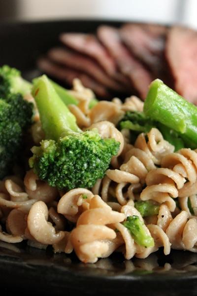 Quick Broccoli Pasta Salad