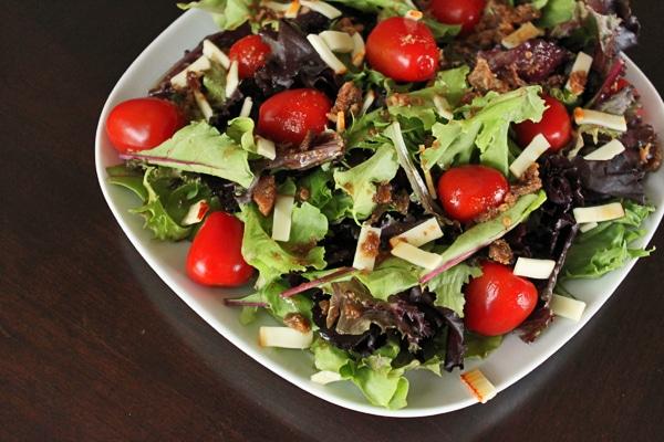 BLT Inspired Salad