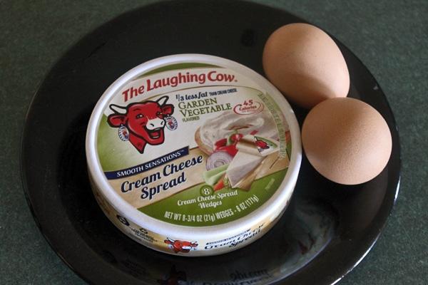 Breakfast Deviled Eggs - ingredients