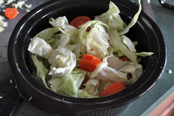 Pork Hock Stew step 1