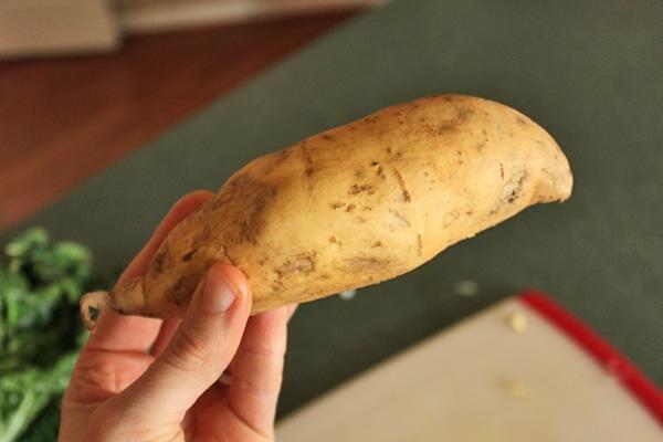 White Potato?