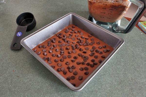 Blender Brownies - Layer 1