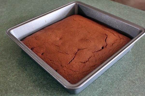 Blender Brownies - Done!