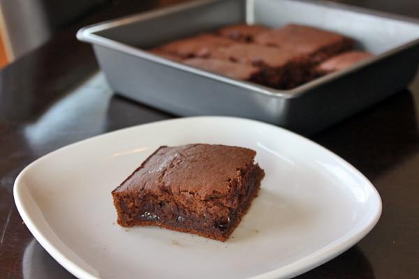 1 Blender Brownie