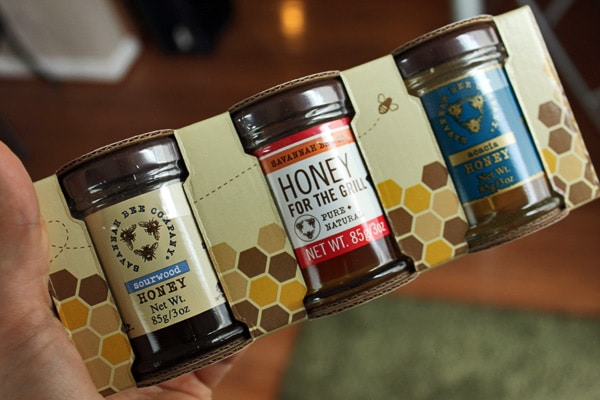 Apple and Walnut Yogurt Parfait  - New Honey