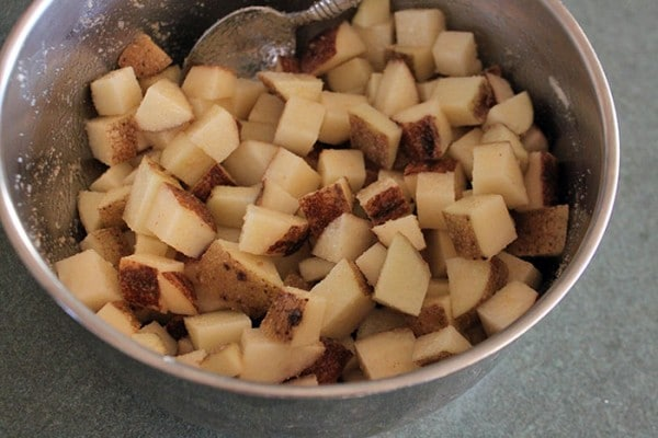 Ryan's Roasted Potatoes - Coated