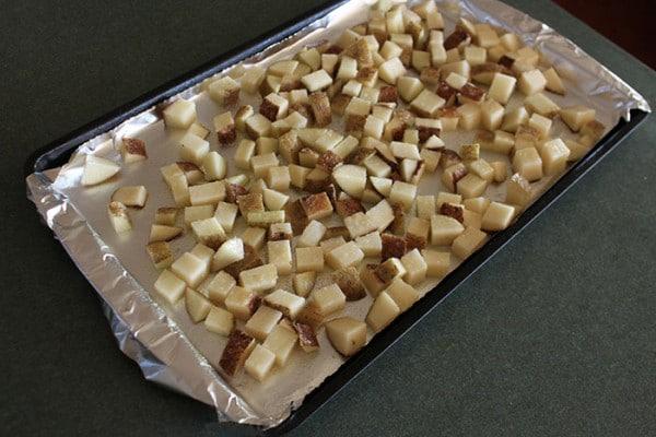 Ryan's Roasted Potatoes - Before Baking