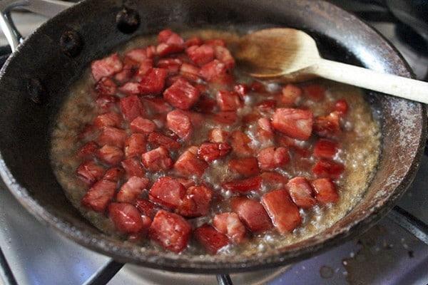 Candied Ham