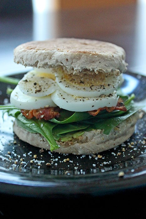 Better Egg Muffin Sandwich