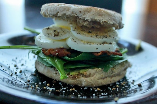 Better Egg Muffin Sandwich - Done!