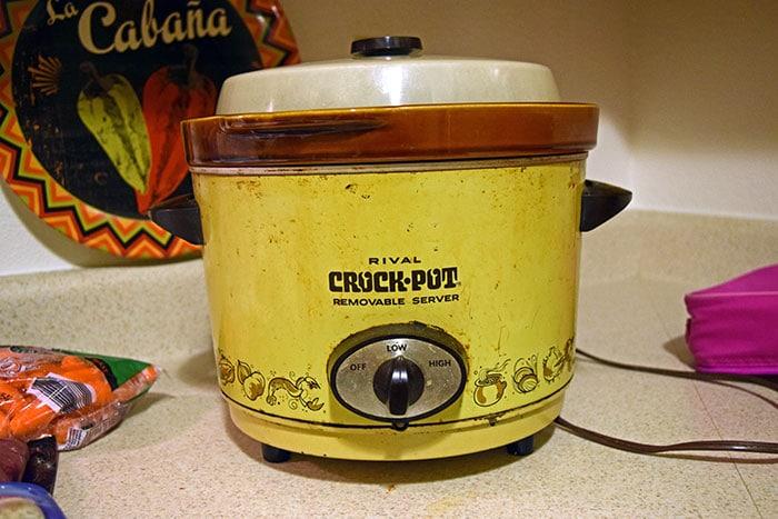 70s Rival Crock Pot