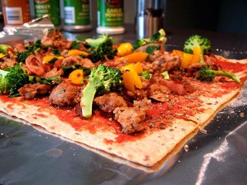 Pizza Buils - tomato paste