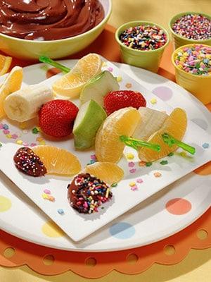 Fun Fruit Kabobs