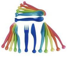 Ikea Children utensils