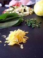 Lemon Sage Chicken Packs prep 1