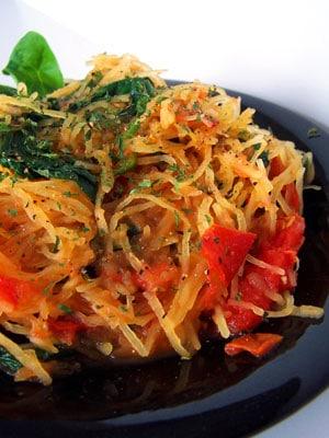 Simple spaghetti squash