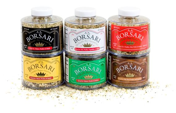 Borsari Artisan Seasoned Salts | Etsy