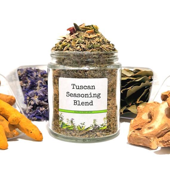 Tuscan Italian Seasoning Blend Gourmet Herbs Gluten Free | Etsy