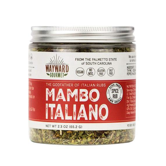 Mambo Italiano Herb Seasoning 8 oz volume Gourmet Spice | Etsy