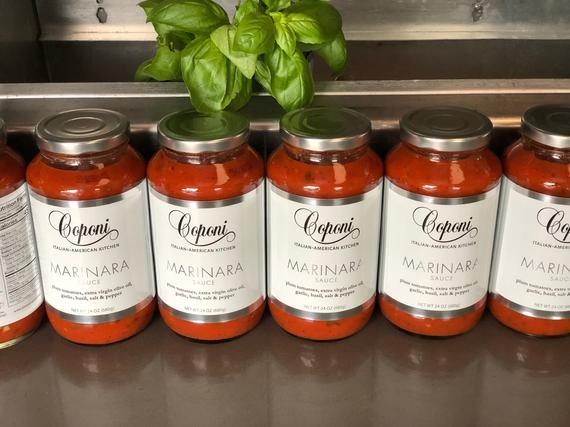 Coponi Marinara Sauce | Etsy