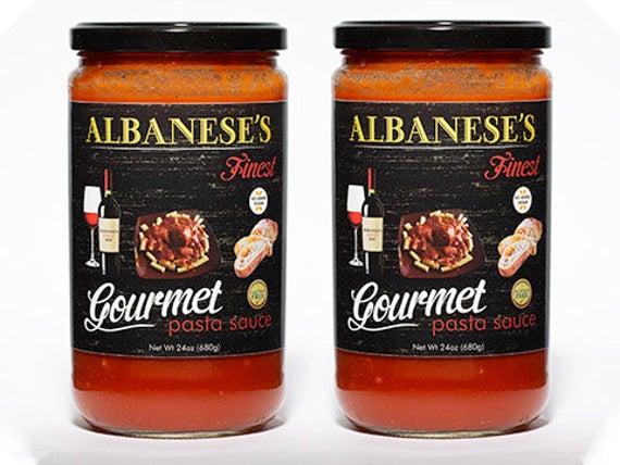 Albanese's Finest Gourmet Pasta Sauce Italian Marinara | Etsy