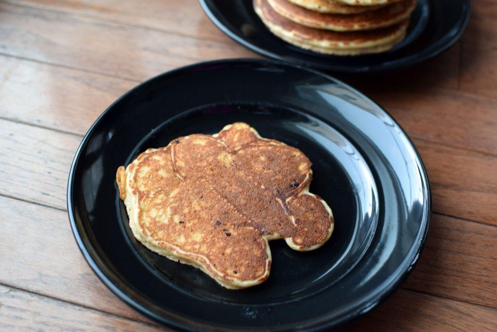 snowflake pancake take 1