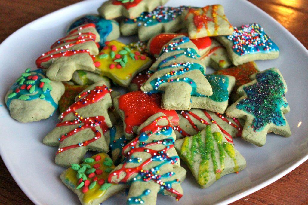 Less-Sugar Sugar Cookies