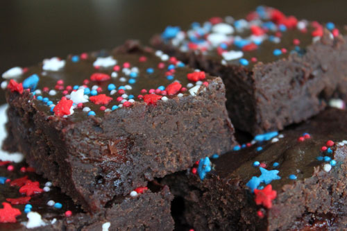 The Black Bean Brownie - done!